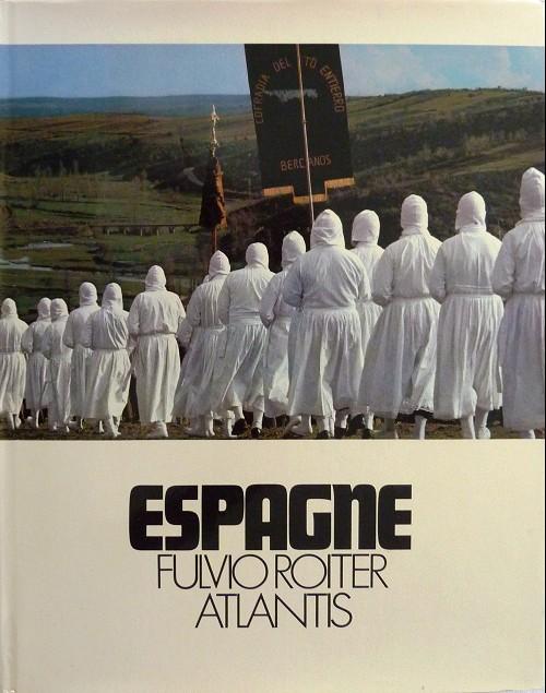 Couverture de (AUT) Pratt, Hugo - Espagne