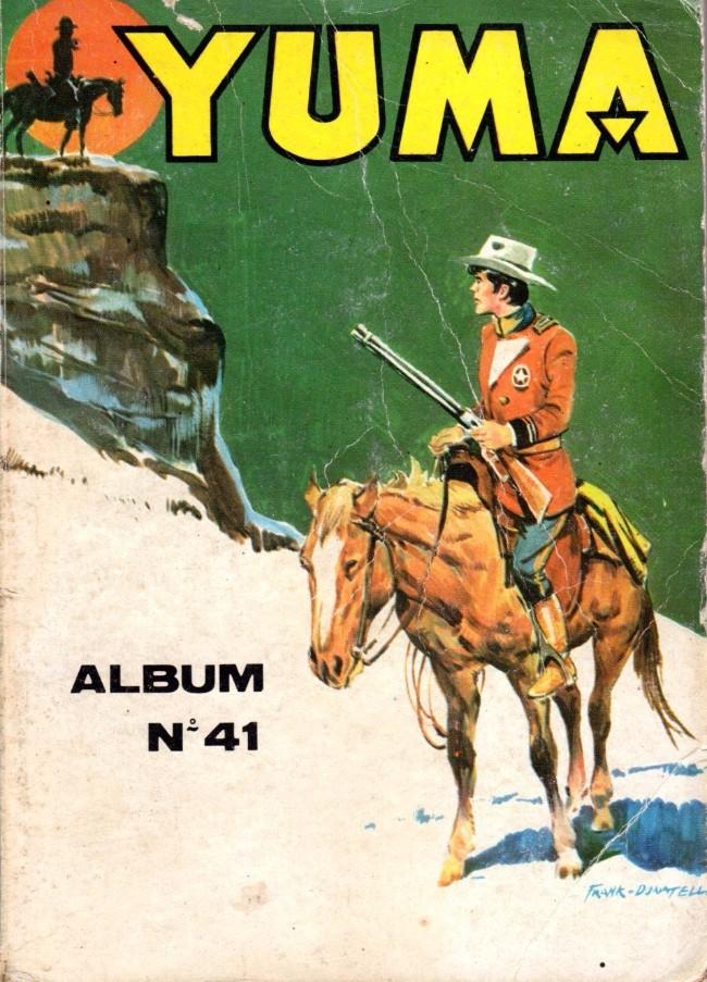 Couverture de Yuma (1re série) -Rec041- Album N°41 (du n°161 au n°164)