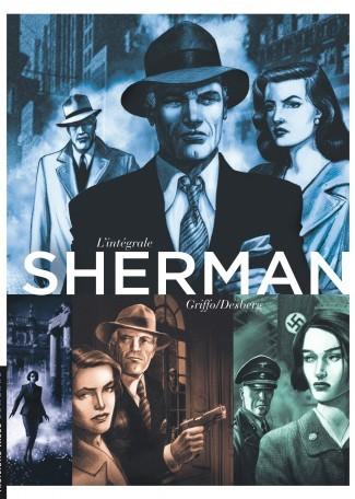 Couverture de Sherman -INT- L'intégrale