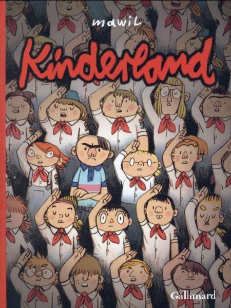 Couverture de Kinderland