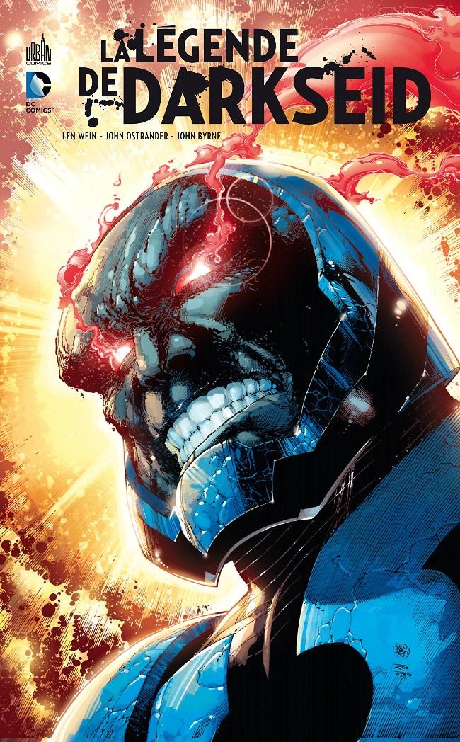 Couverture de La légende de Darkseid - La Légende de Darkseid