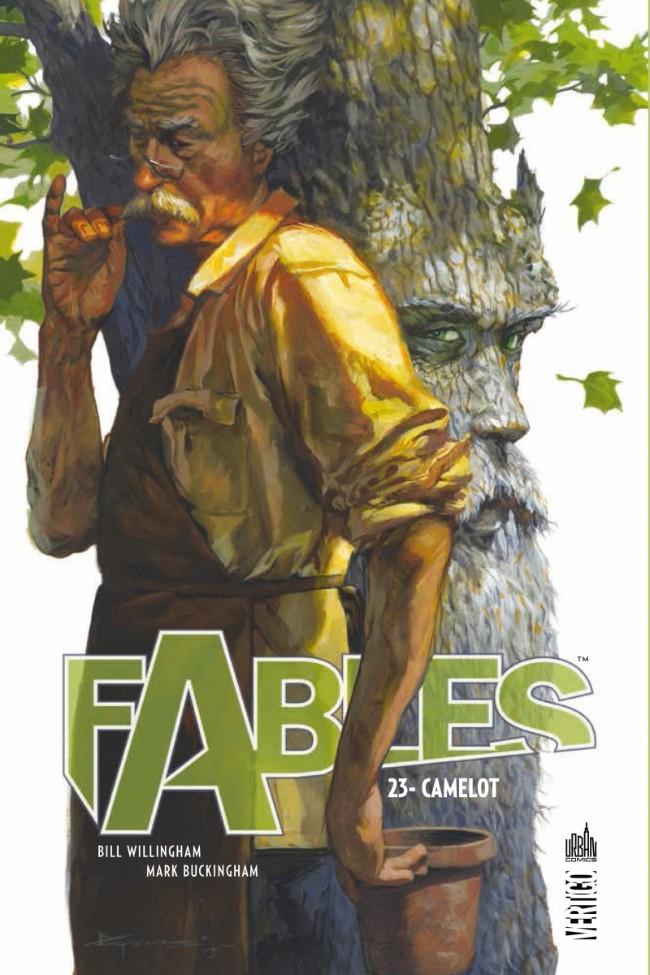 Couverture de Fables (avec couverture souple) -23- Camelot