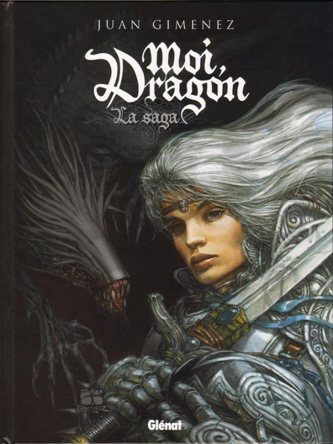 Couverture de Moi, Dragon -INT- La saga