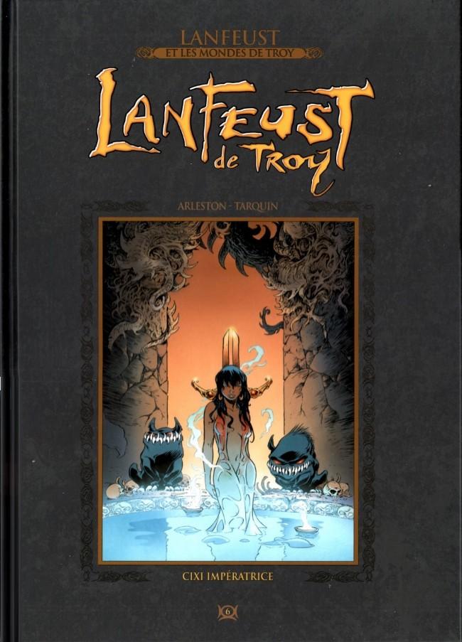 Couverture de Lanfeust et les mondes de Troy - La collection (Hachette) -6- Lanfeust de Troy - Cixi impératrice