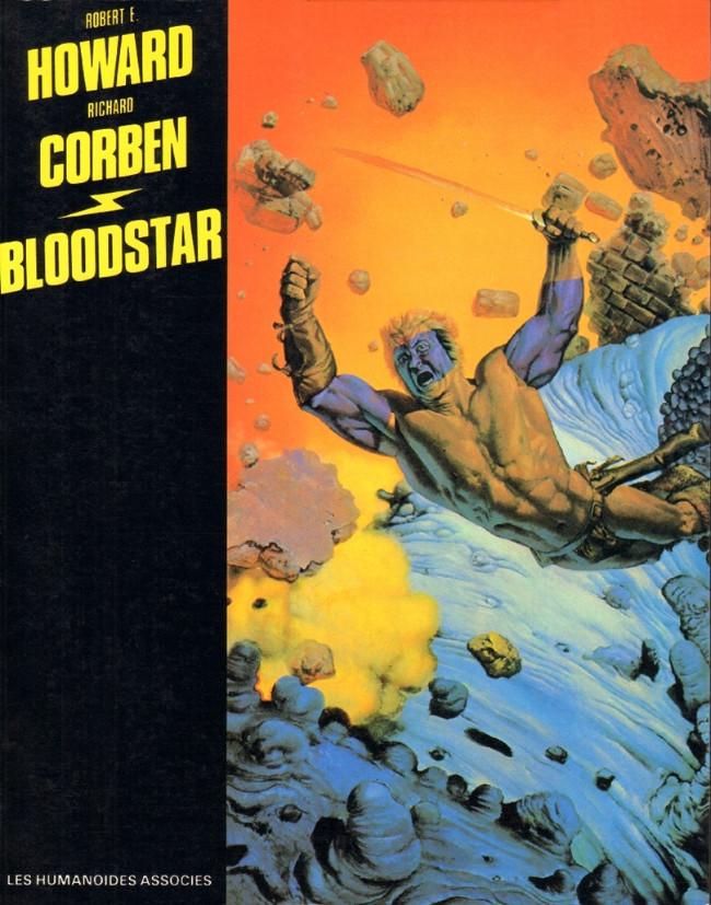 Couverture de Bloodstar