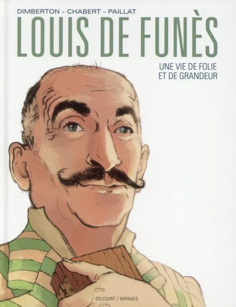 Couverture de Louis de Funès