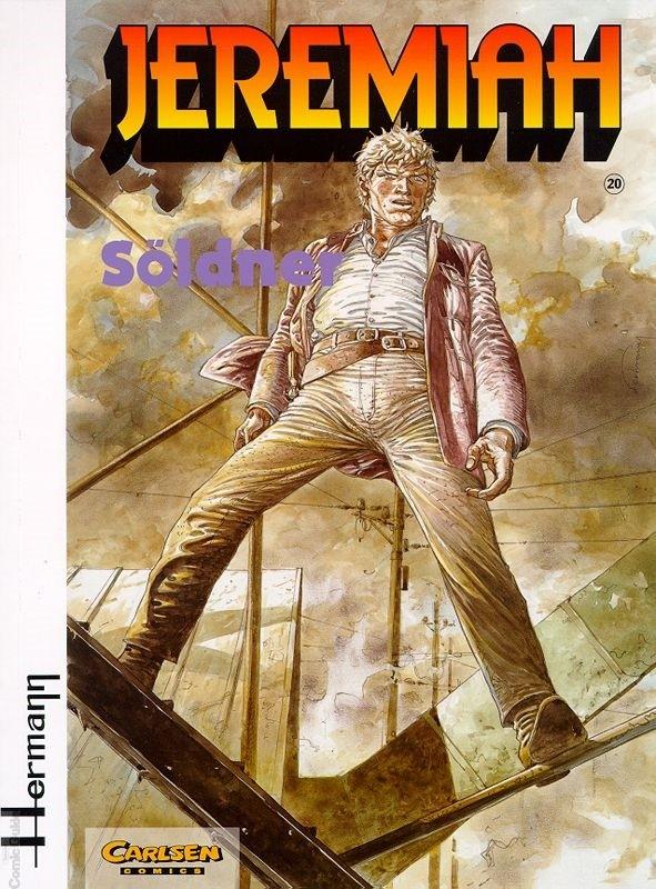 Couverture de Jeremiah (en allemand) -20- Söldner