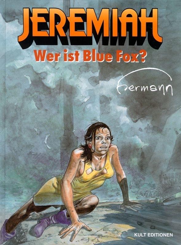 Couverture de Jeremiah (en allemand) -23- Wer ist Blue Fox