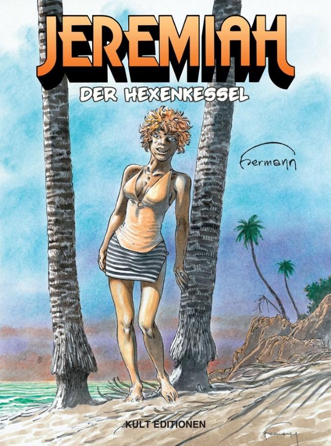 Couverture de Jeremiah (en allemand) -31- Der Hexenkessel
