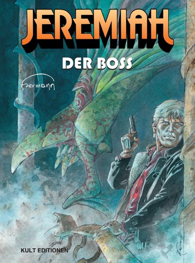 Couverture de Jeremiah (en allemand) -32- Der Boss
