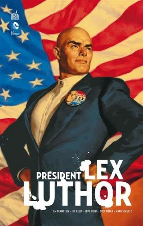 Président Lex Luthor One-Shot