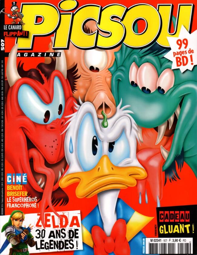 Couverture de Picsou Magazine -507- Picsou Magazine n° 507
