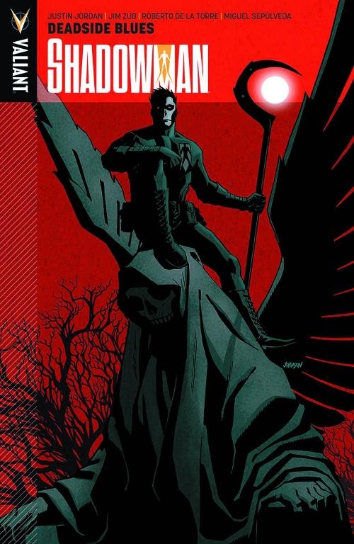Couverture de Shadowman (2012) -INT03- Deadside Blues