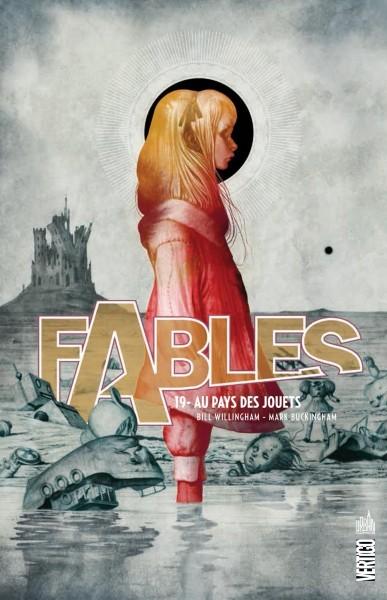 Couverture de Fables (Urban Comics) -19- Au pays des jouets