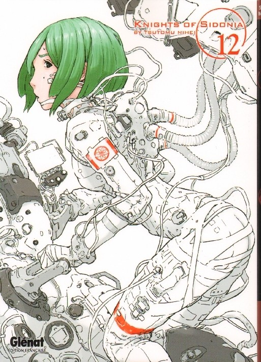 Couverture de Knights of Sidonia -12- Tome 12