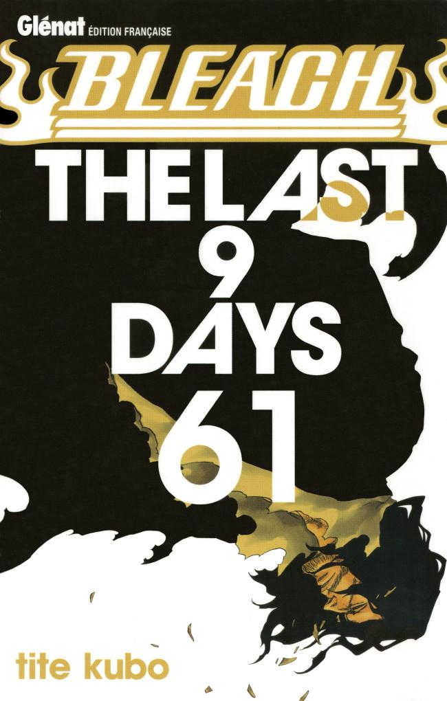Couverture de Bleach -61- The Last 9 Days