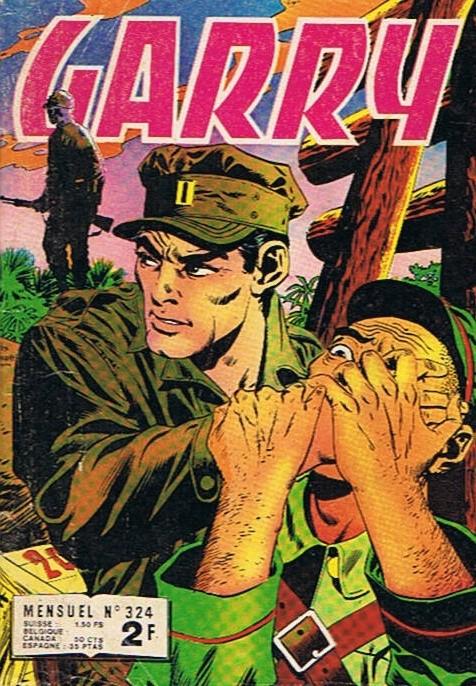 Couverture de Garry (Impéria) (2e série - 190 à 456) -324- Mission de paix