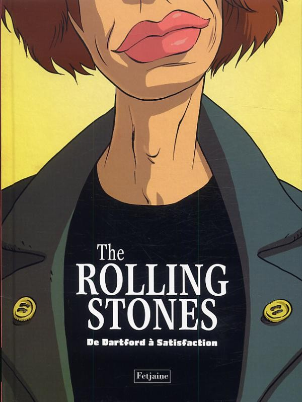 Couverture de Rolling Stones (The) - de Dartford à Satisfaction