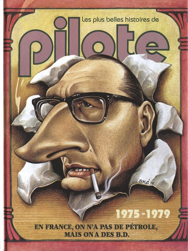 Couverture de Les plus belles histoires de Pilote -3- 1975 - 1979