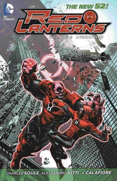 Couverture de Red Lanterns (2011) -INT05- Atrocities