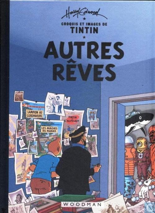 Couverture de Tintin - Pastiches, parodies & pirates - Autres rêves
