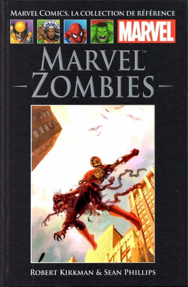 Couverture de Marvel Comics - La collection (Hachette) -2347- Marvel Zombies