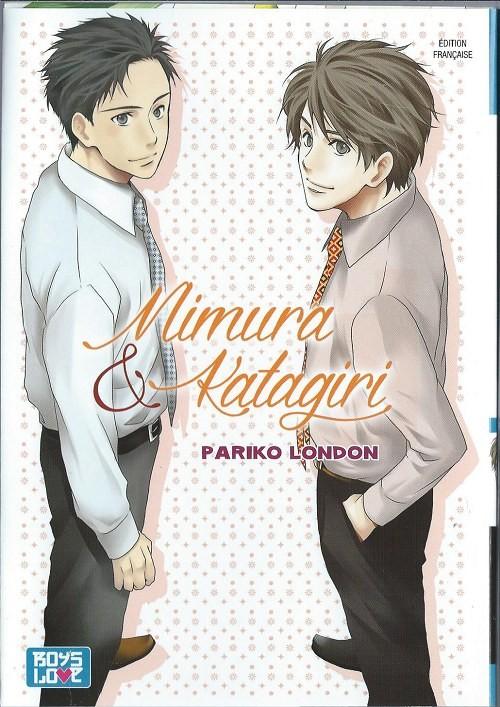 Couverture de Mimura & Katagiri - Tome 1
