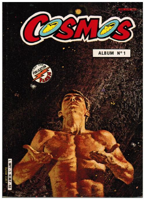 Couverture de Cosmos (2e série) -Rec24- Album N°1 (du n°65 au n°66)