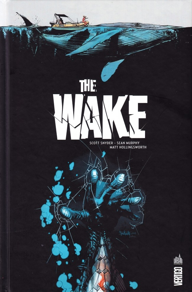 Couverture de Wake (The) - The Wake
