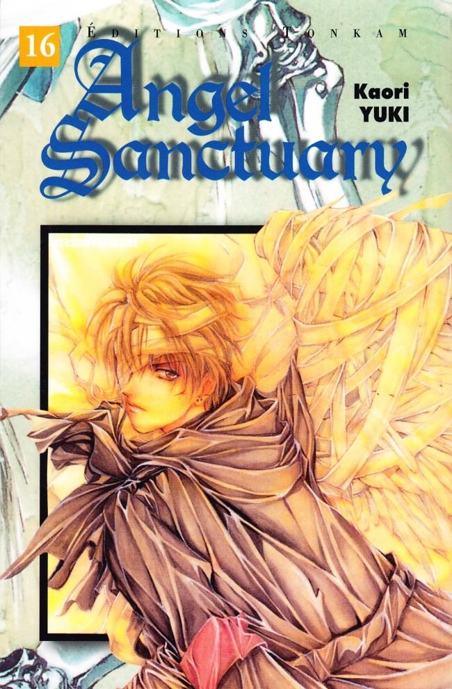 Couverture de Angel Sanctuary -16- Volume 16
