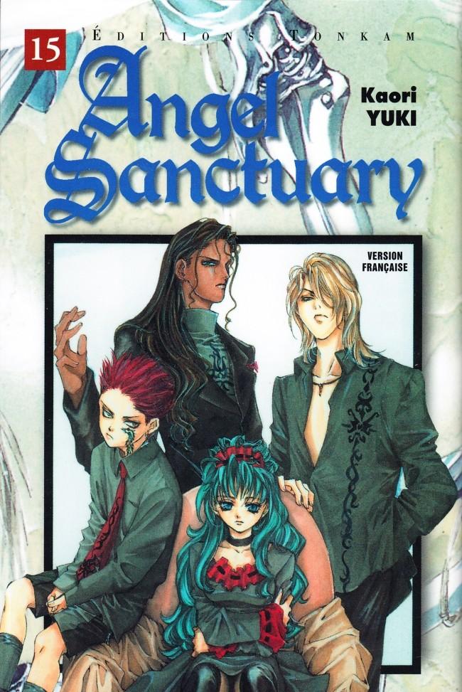 Couverture de Angel Sanctuary -15- Volume 15