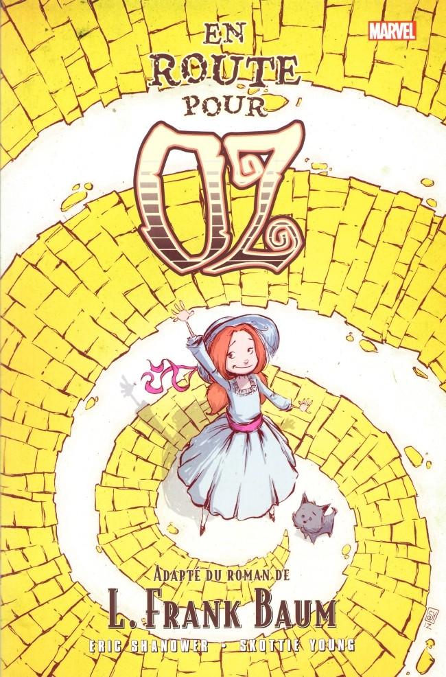 Couverture de Le magicien d'Oz (Shanower/Young) -5- En route pour Oz