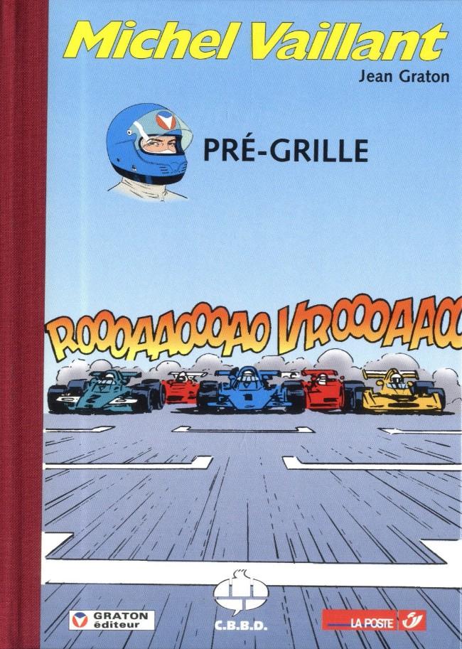 Couverture de Michel Vaillant -HS2TL- Pré-grille