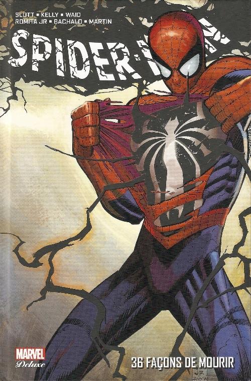 Couverture de Spider-Man - Un jour nouveau -3- 36 façons de mourir