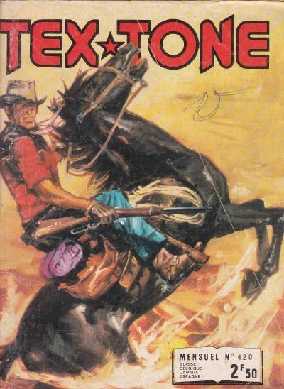 Couverture de Tex-Tone -420- La cible