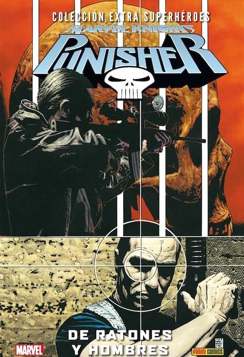 Couverture de Colección Extra Superhéroes - Marvel Knights: Punisher -2- De ratones y hombres