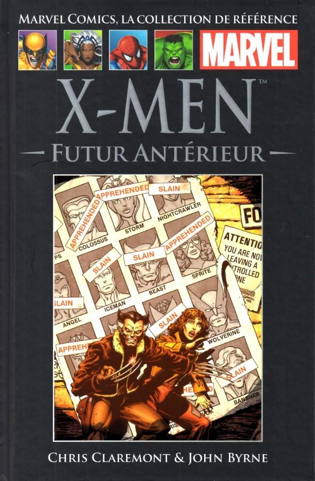 Couverture de Marvel Comics - La collection (Hachette) -244- X-Men - Futur Antérieur