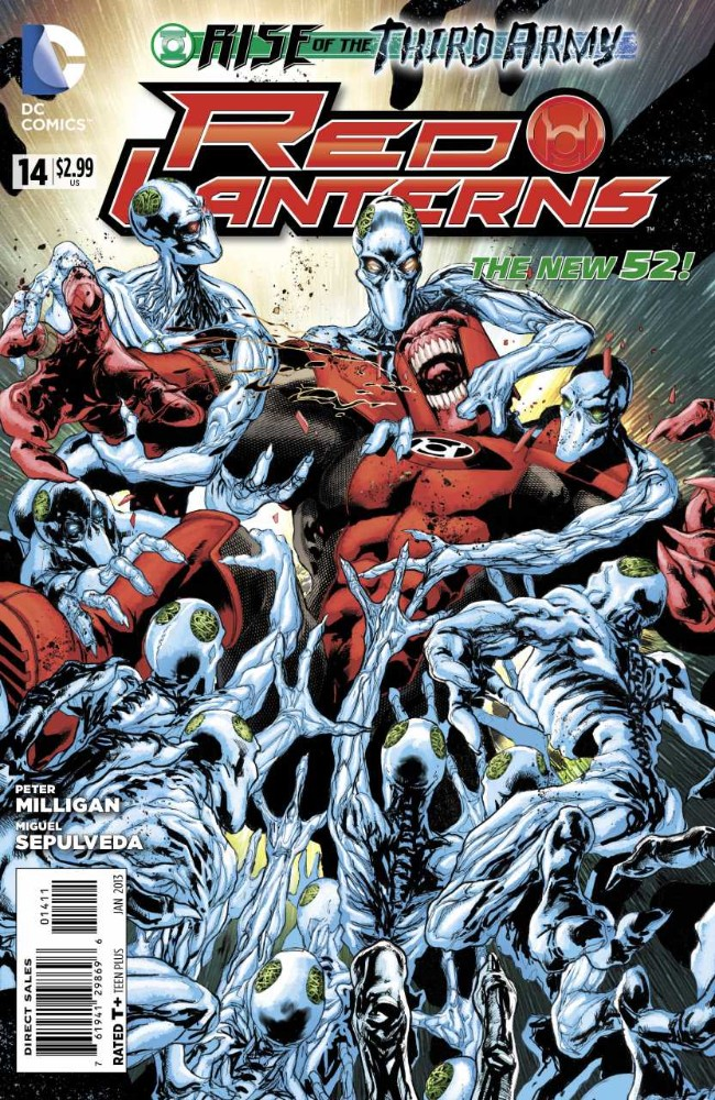 Couverture de Red Lanterns (2011) -14- Home is Where the Heart is