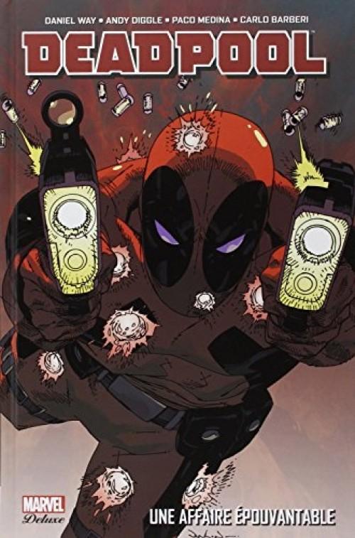 Couverture de Deadpool (Marvel Deluxe) - Une affaire épouvantable