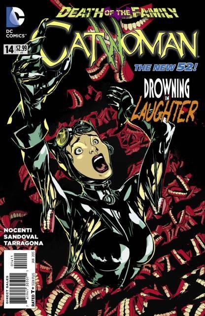 Couverture de Catwoman (2011) -14- To Skin a Cat