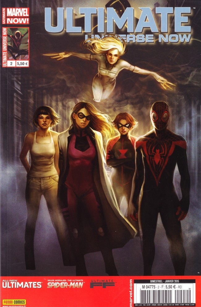 Ultimate Universe Now