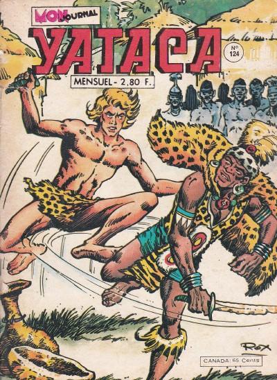 Couverture de Yataca (Fils-du-Soleil) -124- Le prince Rayam