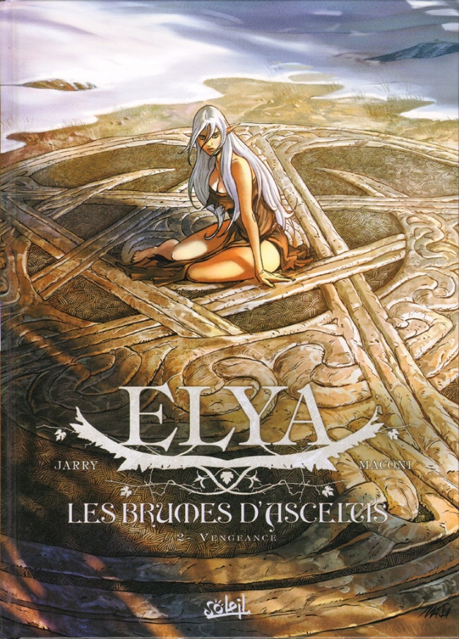 Elya - Les Brumes d'Asceltis Tomes 1 et 2 CBR