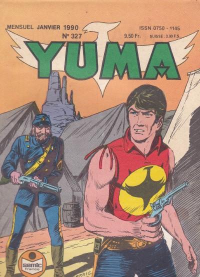 Couverture de Yuma (1re série) -327- Le repaire d'Okaji