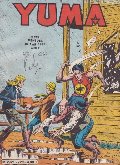 Couverture de Yuma (1re série) -222- Zagor - La taverne du hibou !