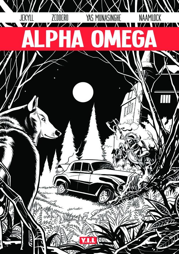 Couverture de Alpha Oméga