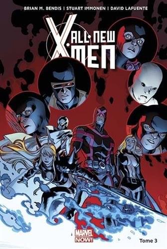 Couverture de All-New X-Men (Marvel Now! - 2014) -3- X-Men vs X-Men
