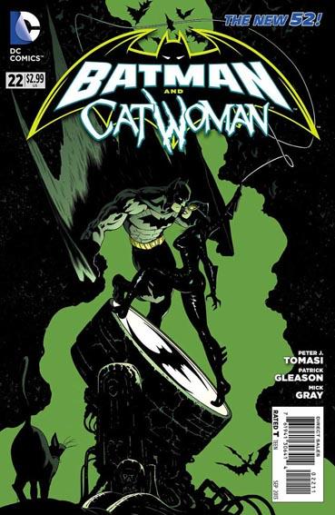 Couverture de Batman and Robin (2011) -22- Despair