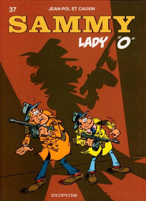 Couverture de Sammy -37- Lady