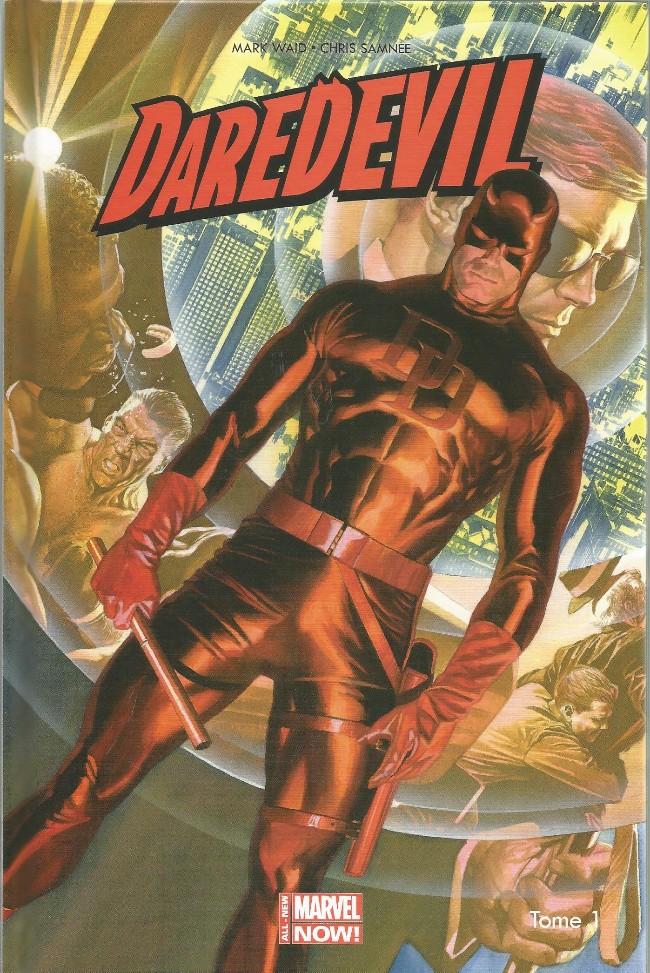 Couverture de Daredevil (100% Marvel - 2015) -1- Le Diable de Californie